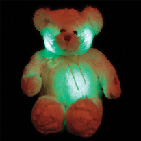 Blushing Light Up Bear